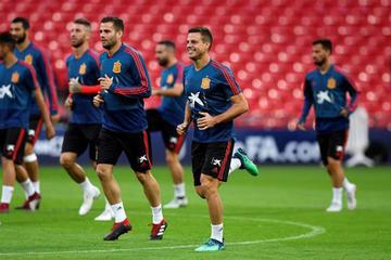 España buscará remontar la última derrota sufrida ante Croacia