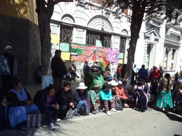 Comerciantes rompen el diálogo con Alcaldía y ratifican su posición