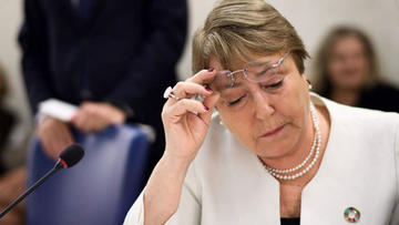 Bachelet pide proteger a los activistas en Latinoamérica