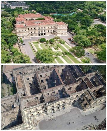 Brasil creará una agencia para modernizar museos