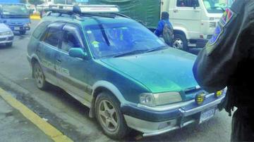 El Alto: roban $us 40 mil que eran para pagar salarios