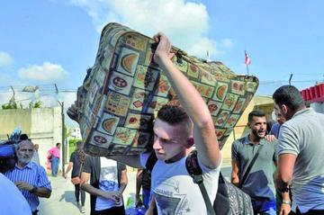 Miles huyen de Idleb por temor a ofensiva del Gobierno en Siria