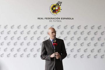 España desea organizar una Eurocopa o un Mundial
