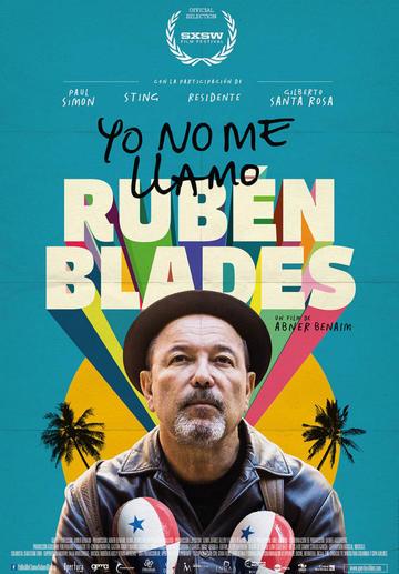 """Estrenan hoy en Colombia """"Yo no me llamo Blades"""""""