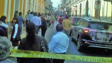 Una explosión accidental en Cochabamba deja dos heridos