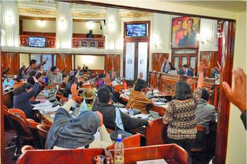 Cámara de Diputados aprueba el proyecto de ley del perdonazo