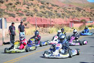 Nacional de karting tiene a 28 pilotos