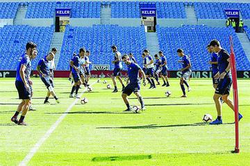 """Real Sociedad sueña con ganar al Barza en el """"Anoeta"""""""