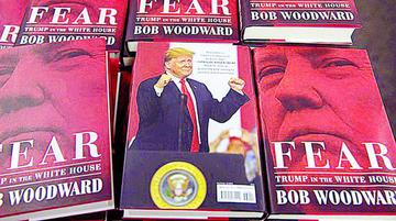 Libro contra Trump es un superventas