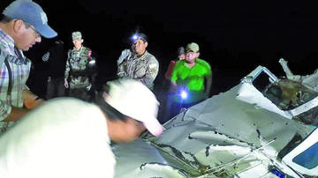 Cae una avioneta en el Departaento de Beni y deja tres fallecidos