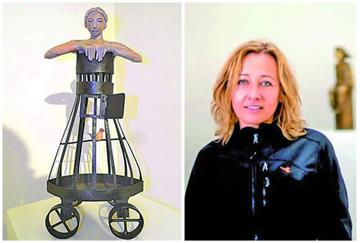 Las musas de las novelas de Gabo ahora ya son esculturas