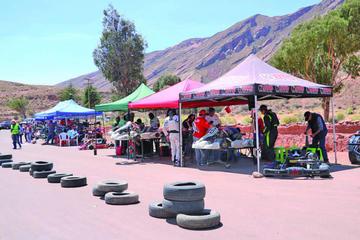 Sudamericano de karting está en riesgo