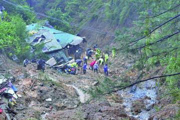 Ya son 59 muertos por el paso del tifón Mangkhut en Filipinas