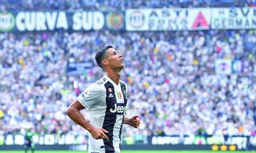 Cristiano se estrena como goleador
