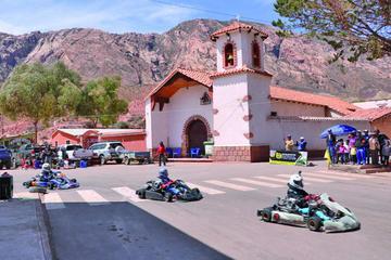 Potosinos se mantienen en la lucha por el título nacional de karting
