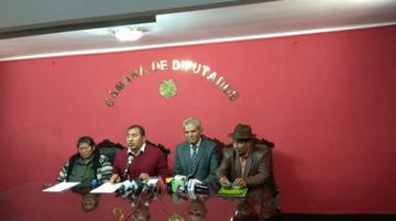 La oposición solicitará un informe oral al fiscal general Ramiro Guerrero