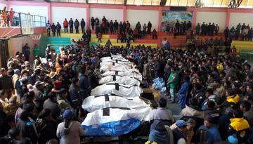 Once personas mueren en un accidente vial en Cotagaita