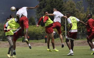 Santa Fe y Millonarios protagonizan una llave inédita en la Sudamericana