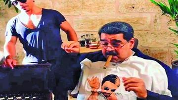 Senador de EE.UU. critica festín de Nicolás Maduro en Turquía