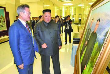 Kim ofrece a Corea del Sur destruir su programa nuclear