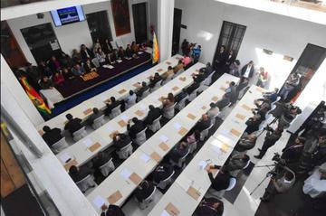 Para el cargo de fiscal del Estado quedan en carrera 36 aspirantes