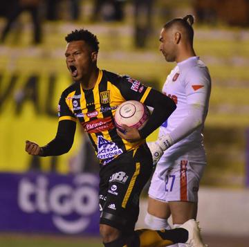 El Tigre vence a Universitario