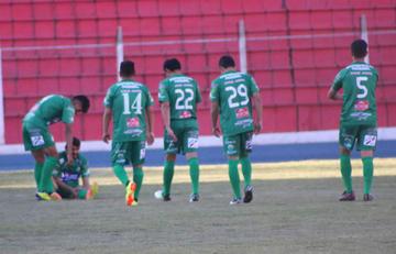 Ferrocarril Palmeiras cae luchando ante el plantel de Industrial FC