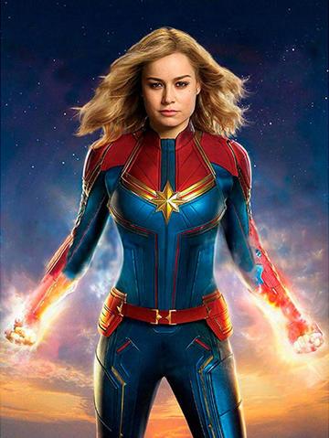 """Develan un adelanto de la """"Capitana Marvel"""""""