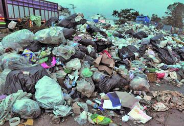 Potosí genera 13 % de basura plástica y va en aumento cada día más