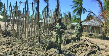 Ataques yihadistas provocan 13 fallecidos en Mozambique
