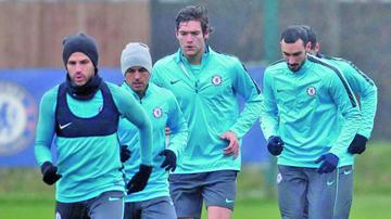 Chelsea y Liverpool defenderán su imbatibilidad en la sexta jornada de la Premier