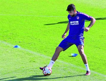 """Atlético de Madrid visita a Getafe en el """"Alfonso Pérez"""""""