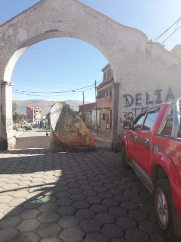 Piden habilitar tráfico por puente San Roque