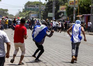Una nueva jornada de protesta en Nicaragua causa un fallecido