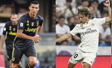 Cristiano y Modric son favoritos para los The Best