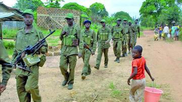Ataque de rebeldes ugandeses provoca 23 fallecidos en Congo