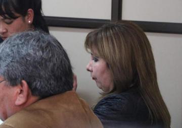 Concejala es remitida a la cárcel pública