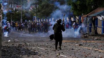 Conflicto en Nicaragua deja 29 adolescentes fallecidos