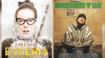 Filme Eugenia va a festival de cine