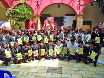 Ganadores de feria viajan a Torotoro