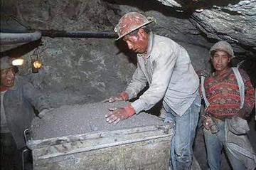 Surgen cooperativas mineras y trabajan en el norte potosino