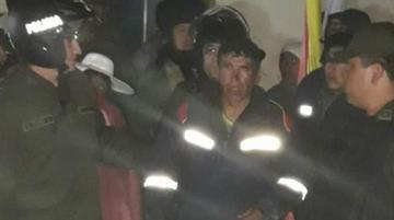 Comunarios liberan a hombre acusado de robo tras intentar lincharlo