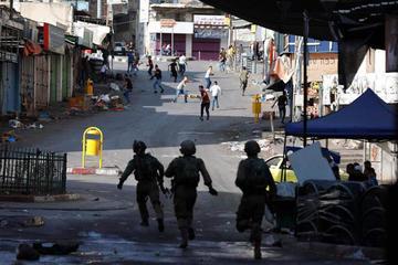 Vuelve la violencia a Gaza y deja seis palestinos muertos