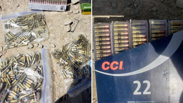 Hallan proyectiles en un contenedor enviado a Bolivia desde EE.UU.