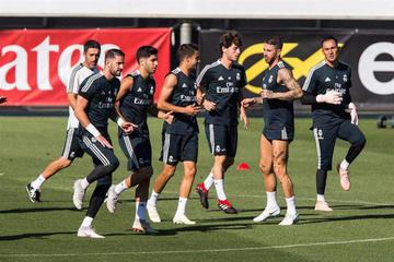 Real quiere ganar a Atlético