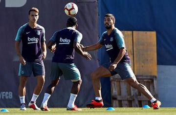 Barcelona busca rehabilitarse ante Athletic