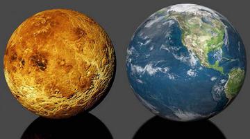 La Tierra podría convertirse en planeta similar a Venus