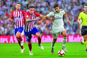 Real y Atlético empatan sin goles