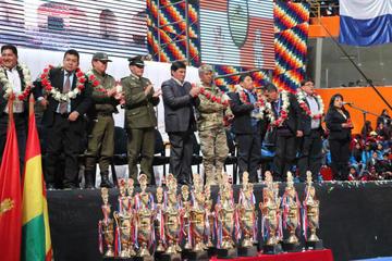 La Gobernación construirá un campo deportivo al campeón