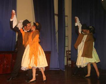 Alistan festival de la Cueca Boliviana